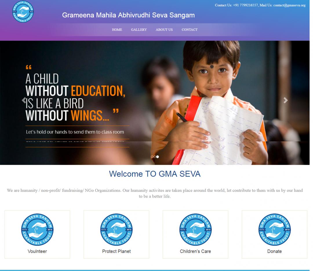 GMA Seva - Helios Soft Solutions
